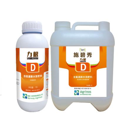 施碧秀力根氨基酸冲施产品,1L,4L规格