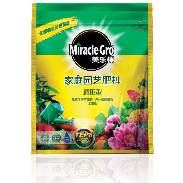 施可得公司 美乐棵 家庭园艺通用肥料 (500克)