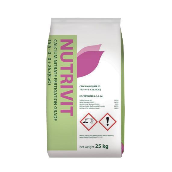 纽翠沃 硝酸钙,瑞典原装进口,增厚果皮,防裂果