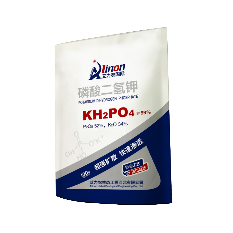 艾力农磷酸二氢钾 超强扩散 快速渗透 热法工艺 进口品质